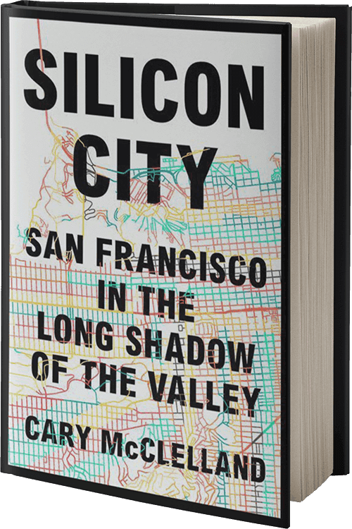 Silicon City 3D Book No Shadow